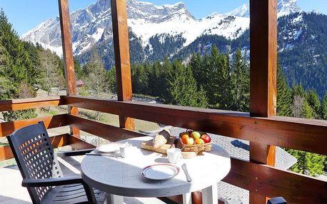 Switzerland - Swiss Alps na 1 až 7 dní, bez stravy s dopravou vlastní