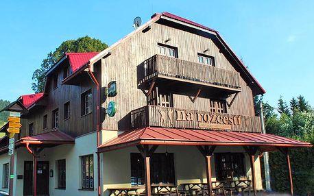 Do přírody a za zážitky: Dolní Morava v Jeseníkách v penzionu s bazénem a polopenzí – termíny až do prosince 2019