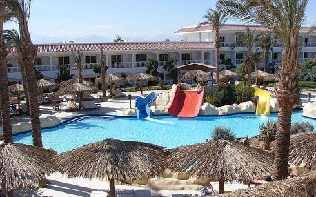 Egypt - Hurghada na 8 až 12 dní, all inclusive s dopravou letecky z Prahy 400 m od pláže