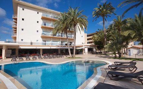 Španělsko - Mallorca na 4 až 15 dní, polopenze nebo snídaně s dopravou letecky z Prahy