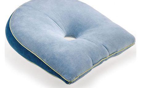 Modom Antidekubitní klínový polštář s otvorem, 45 cm x 36 cm