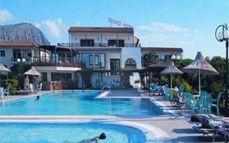 Řecko - Kréta na 8 dní, all inclusive s dopravou letecky z Prahy 600 m od pláže