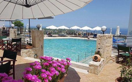 Řecko - Crete na 8 dní, plná penze, polopenze nebo snídaně s dopravou letecky z Prahy 5 km od pláže