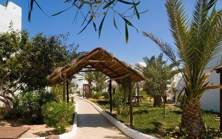 Tunisko - Djerba na 7 až 8 dní, ultra all inclusive s dopravou letecky z Prahy 100 m od pláže