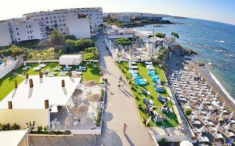 Řecko - Crete na 8 dní, all inclusive nebo polopenze s dopravou letecky z Prahy 300 m od pláže