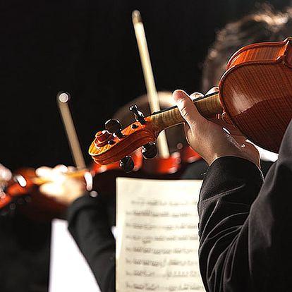 Vstupenka na koncert: Smetana, Dvořák and Vivaldi v Zrcadlové kapli Klementina.