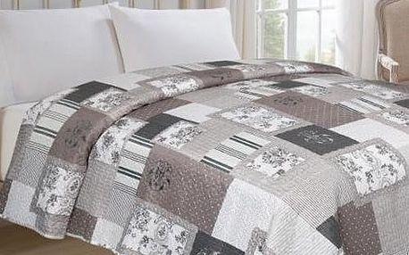 Jahu Přehoz na postel Caddy, 220 x 240 cm