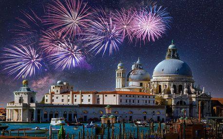 Silvestr v Benátkách vč. prohlídky města