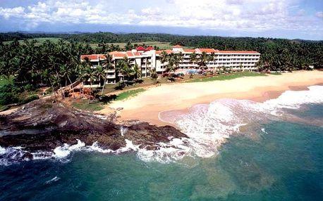 Induruwa Beach Hotel - Srí Lanka (Cejlon), Galle