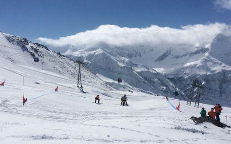 Zima, Vánoce, Silvestr a Tři králové v Alpách