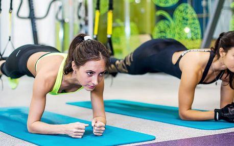 Zpět do formy – 4týdenní fitness kurz pro ženy