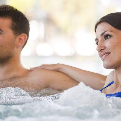 Pohodová wellness dovolenka pri Karlových Varoch