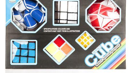 Rubikova kostka sada 6 v 1