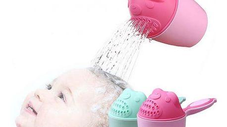 Dětská konvička na mytí vlasů