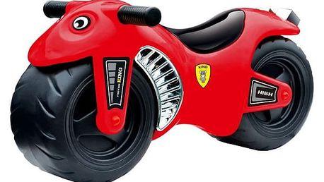 G21 BIKE 27880 Motorka červená