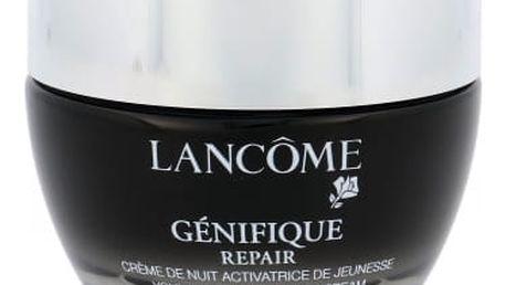 Lancôme Genifique Repair Youth Activating 50 ml noční pleťový krém proti vráskám pro ženy