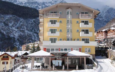 4–8denní Paganella se skipasem | Alpenresort Belvedere Wellness & Beauty**** | Wellness zdarma | Vlastní doprava, ubytování, polopenze a skipas