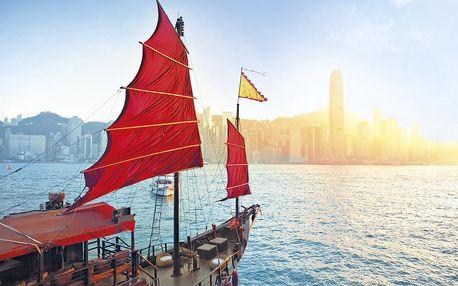 Velká cesta Čínou s návštěvou Hong Kongu a Macaa