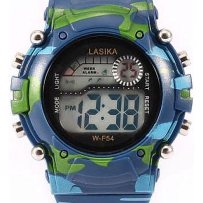 Dětské digitální hodinky