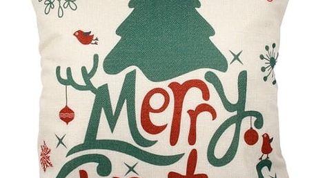 Povlak na polštář Christmas