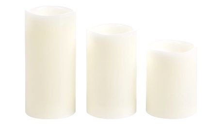 Sada LED svíček Cambiar, 3 ks