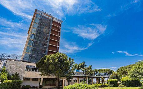 8–10denní Chorvatsko, Istrie | Hotel Adriatic – Umag** 50 m od pláže | Dítě zdarma | Polopenze, autobusem nebo vlastní doprava