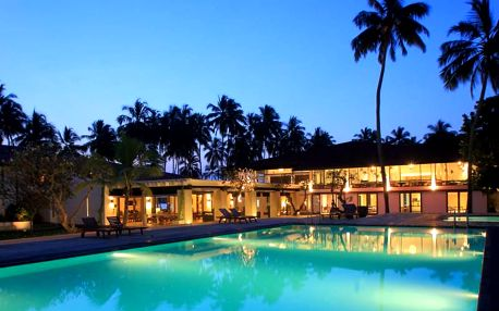Avani Kalutara Resort and Spa - Srí Lanka (Cejlon), Kalutara