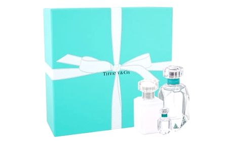 Tiffany & Co. Tiffany & Co. dárková kazeta pro ženy parfémovaná voda 75 ml + parfémovaná voda 5 ml + tělové mléko 100 ml