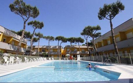 Itálie - Veneto (Benátská riviéra) na 8 až 11 dní, bez stravy s dopravou vlastní 200 m od pláže