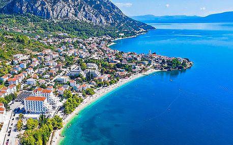 8–10denní Chorvatsko, Gradac | Hotel Laguna – Gradac** 50 m od pláže | Doprava -50% | Dítě zdarma | Polopenze nebo All inclusice light | Autobusem nebo vlastní doprava
