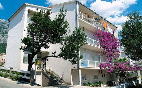 8–10denní Chorvatsko, Makarska | Vila Grubišič*** 250 m od moře | Dítě zdarma | Polopenze, autobusem nebo vlastní doprava