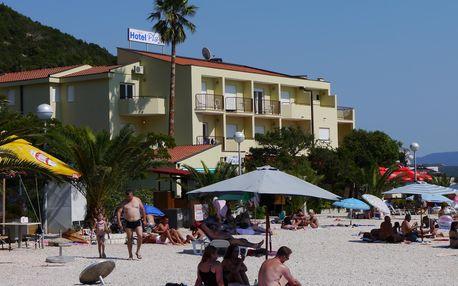 8–10denní Chorvatsko, Klek | Hotel Plaža a depandance hotelu Plaža*** přímo u pláže | Dítě zdarma | Doprava -50% | Polopenze, autobusem nebo vlastní doprava