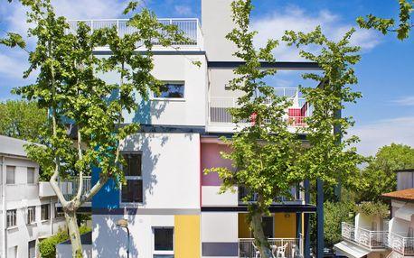 8–10denní Itálie, Lignano | Moderní Villa Lucchese**** | Doprava -50% | Klimatizace zdarma | Terasa s lehátky | Strava vlastní | Autobusem nebo vlastní doprava