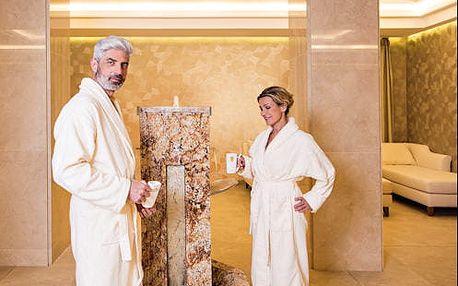 Léčebný pobyt MEDICÍNSKÝ WELLNESS v lázních Turčianske Teplice s plnou penzí