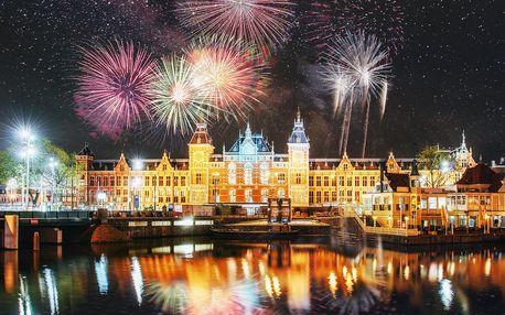 Silvestr v Amsterdamu | 3denní autobusový zájezd s ubytováním
