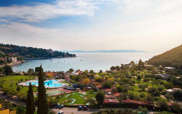 3–10denní Chorvatsko, Istrie, Rabac | Kemp Oliva*** – mobilhome | Dítě zdarma | Polopenze | Možnost dopravy