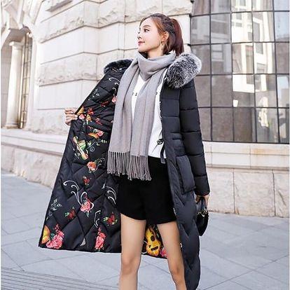 Dámský oboustranný kabát Sissy - 4 varianty