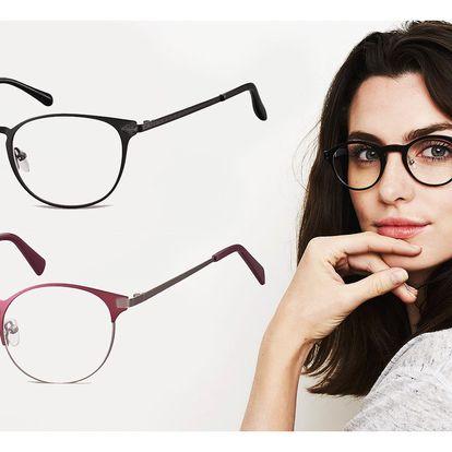 Voucher na 1 000 Kč na obruby dioptrických brýlí