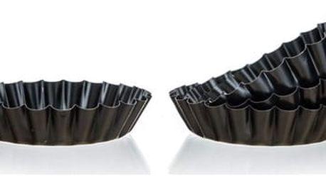 Banquet Sada formiček na tartaletky Culinaria 10,5 cm, 6 ks