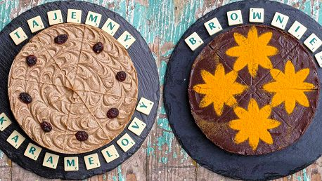 Mlsání hodné pochvaly: raw dorty plné vitamínů