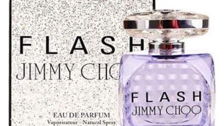 Jimmy Choo Flash 100 ml parfémovaná voda tester pro ženy