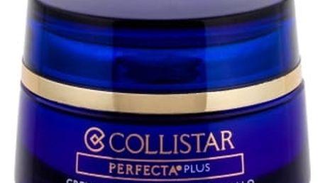 Collistar Perfecta Plus Face And Neck Perfection 50 ml denní pleťový krém proti vráskám pro ženy
