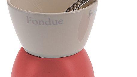 EH Excellent Houseware Sada pro čokoládové fondue pro 4 osoby