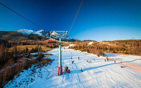 Vysoké Tatry aktivně se spoustou slev
