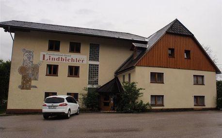 Rakousko - Hinterstoder na 6 dní, polopenze s dopravou vlastní nebo autobusem