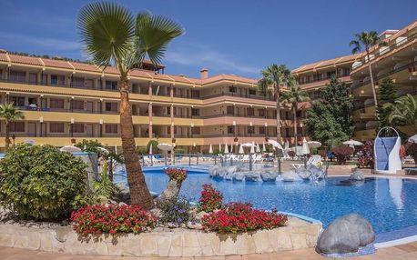 Kanárské ostrovy - Tenerife na 8 až 15 dní, polopenze nebo ultra all inclusive s dopravou letecky z Budapeště