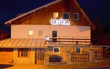 Jizerské hory: Mira