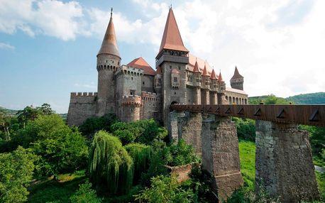 Nádherné památky Rumunska   2 noci se snídaní   5denní poznávací zájezd do Rumunska
