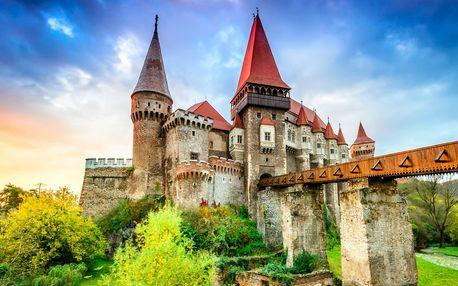 Transfagarašská magistrála a krásy Transylvánie