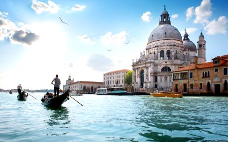 Romantické Benátky a Verona pro dva – 2019 | 1 noc se snídaní | 4denní poznávací zájezd do Itálie